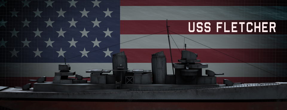 USS Fletcher | Destroyer