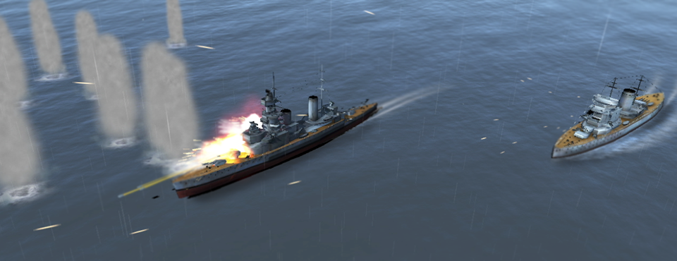 Victory At Sea | strategic WW II naval combat coming this August