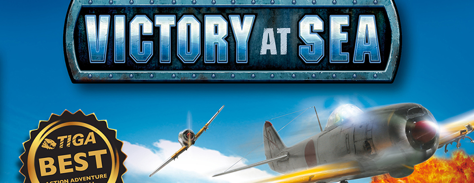 Victory At Sea is now available in stores!